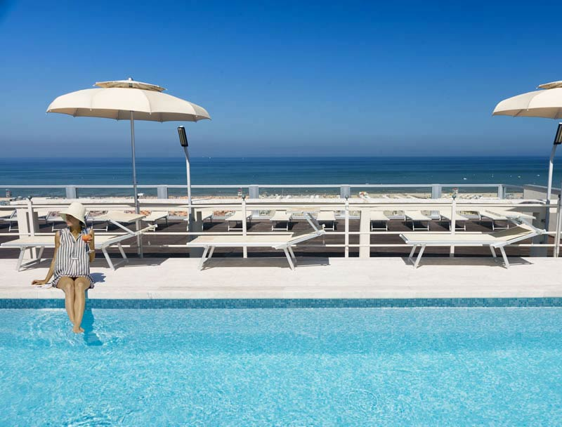 4 Star Hotel Rimini Waldorf An Elegant Vacation In The Heart Of Rimini Marina Centro